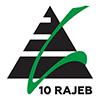 logo 10 Rajeb