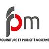 Fourniture Publicité Moderne